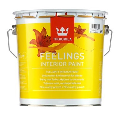 FEELINGS interior paint 0,9L - biela báza